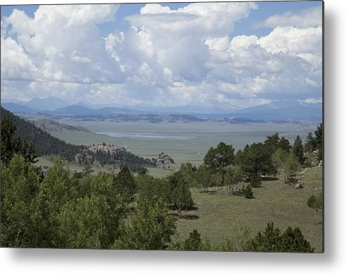 Beautiful Metal Print featuring the photograph Colorado Meadow by Scott Sanders