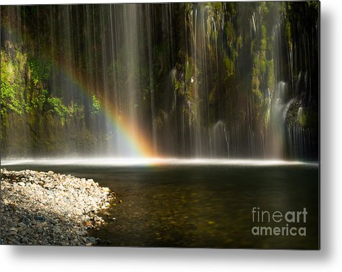 Landscape Metal Print featuring the photograph Colors by Andy Wu