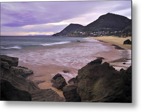 Landscape Metal Print featuring the photograph Deserted by Terry Everson