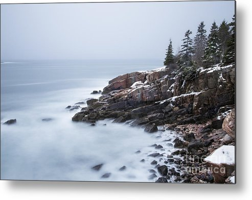 Acadia Metal Print featuring the photograph Dream State by Evelina Kremsdorf