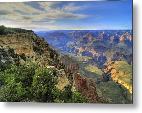 Grand Canyon Metal Print featuring the photograph Grand Canyon by Dan Myers