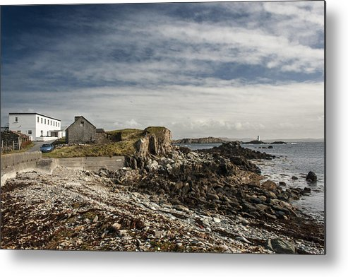 Inishbofin Metal Print featuring the photograph Inishbofin Island Off The West Coast Of Ireland by Linda Mc Nulty