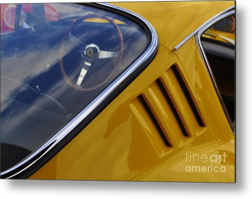 Ferrari 275 Gtb Metal Print featuring the photograph Italian Stallion by Colin Dayton Stacy