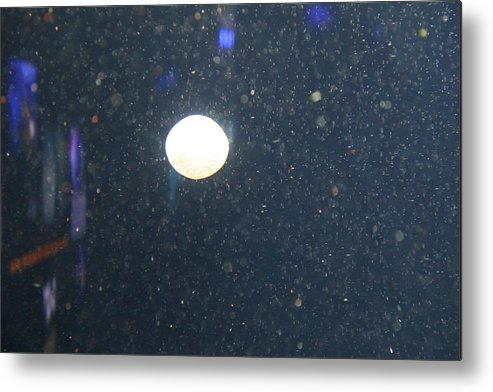 Inner Metal Print featuring the photograph Jellyfish - National Aquarium In Baltimore Md - 121237 by DC Photographer