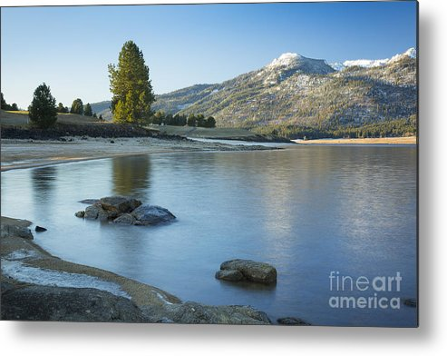 Cascade Metal Print featuring the photograph Lake Cascade by Idaho Scenic Images Linda Lantzy