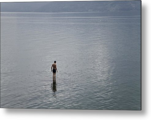 Lake Metal Print featuring the photograph Lake Toba by Philip Cornish