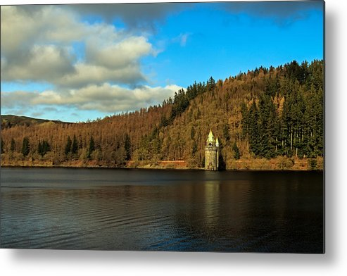 Lake Vymwy Metal Print featuring the photograph Lake Vymwy by Mark Stone