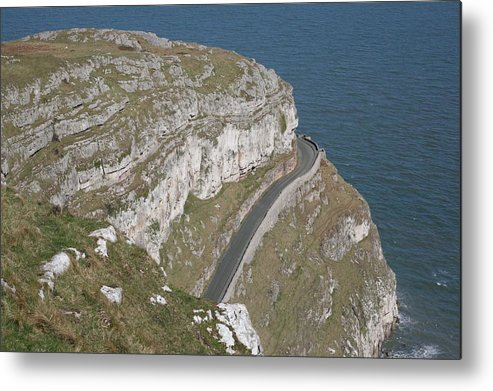 Marine Metal Print featuring the photograph Marine Drive by Christopher Rowlands