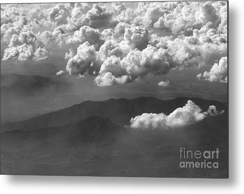 Landscape Metal Print featuring the photograph Mexico by Mychelle Tremblay
