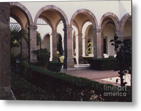 Mexico Metal Print featuring the photograph Mexico Orphanage 2 By Tom Ray by First Star Art