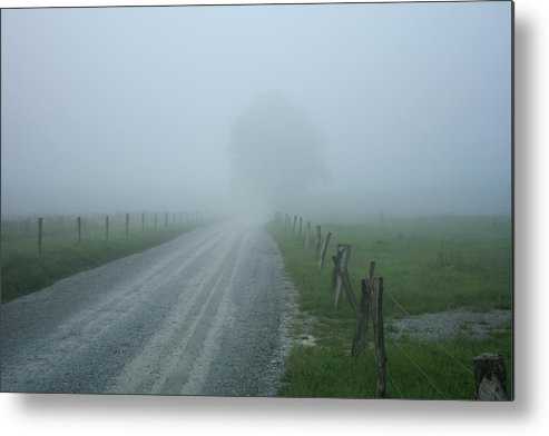 Cades Cove Metal Print featuring the photograph Take Me Home by Doug McPherson