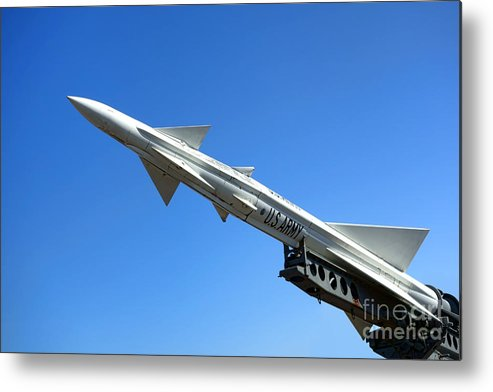Nike Metal Print featuring the photograph Nike Ajax by Olivier Le Queinec