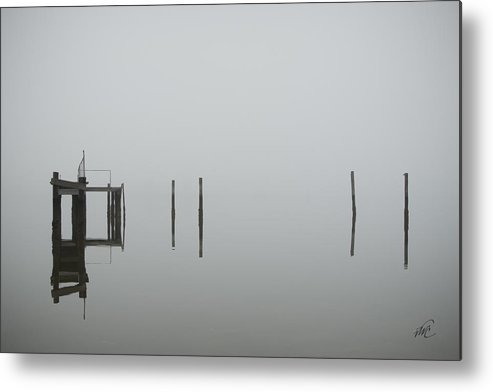 Ware River Metal Print featuring the photograph No Ware by Williams-Cairns Photography LLC