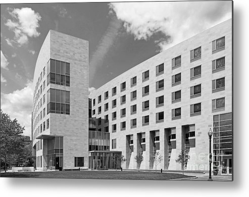 African-american Institute Metal Print featuring the photograph Northeastern University O' Bryant African American Institute by University Icons