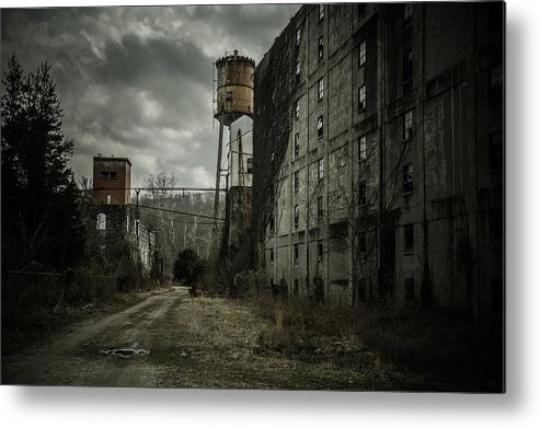Old Taylor Metal Print featuring the photograph Old Taylor Distillery by Kent Moore
