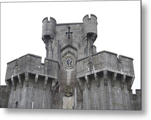 Castles Metal Print featuring the photograph Penrhyn Castle 2 by Christopher Rowlands
