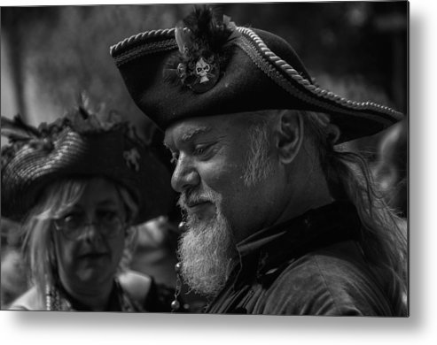 Parade Metal Print featuring the photograph Pirates by Mario Celzner