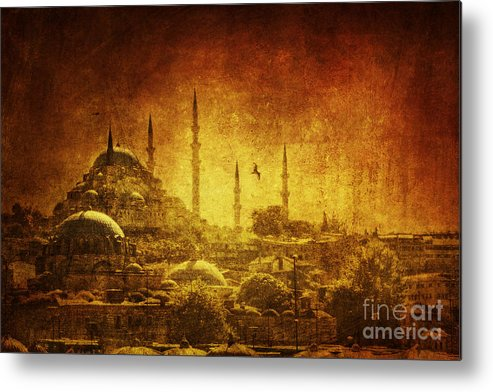 Turkey Metal Print featuring the photograph Prophetic Past by Andrew Paranavitana