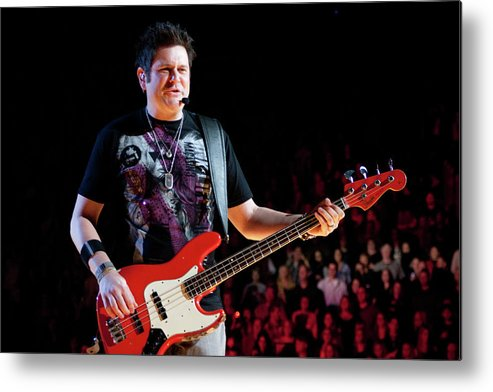 Rascal Flatts Metal Print featuring the photograph Rascal Flatts 5124 by Timothy Bischoff