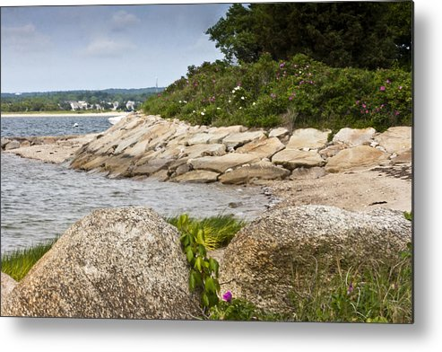 Cape Scenes Metal Print featuring the photograph Seascape 5 by Dennis Coates