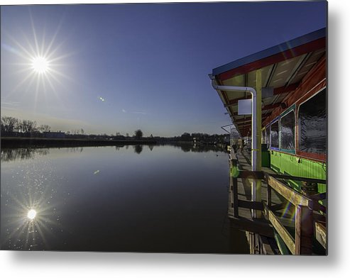 Photography Metal Print featuring the photograph Star Bright by Kris Rowlands