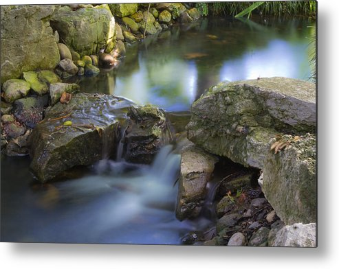 Stream Metal Print featuring the photograph Steam by Pete OConnor