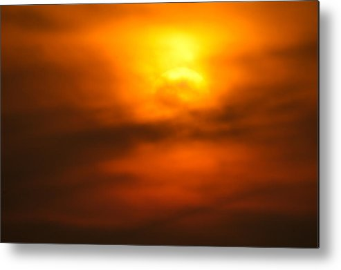 Africa Metal Print featuring the photograph Sun Mood by Alistair Lyne