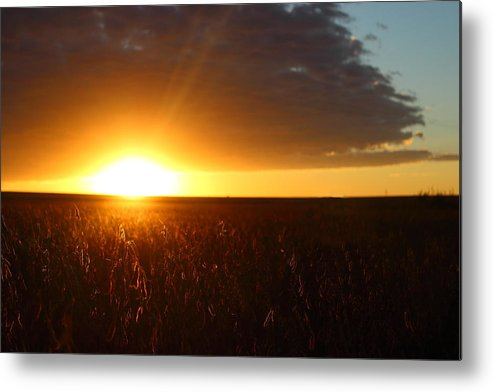 Argentina Metal Print featuring the photograph Sunrise by Gonzalo Martinez