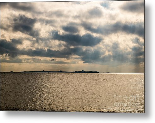 Landscape Metal Print featuring the photograph Sunshine by Eugenio Moya