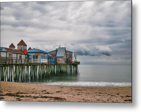 Guy Whiteley Photography Metal Print featuring the photograph The End Of The Season by Guy Whiteley