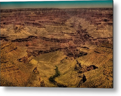 Grand Canyon Metal Print featuring the photograph The Grand Canyon IIi by David Patterson