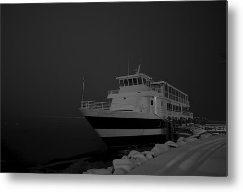 Boat Metal Print featuring the photograph The Spirit by Mike Horvath