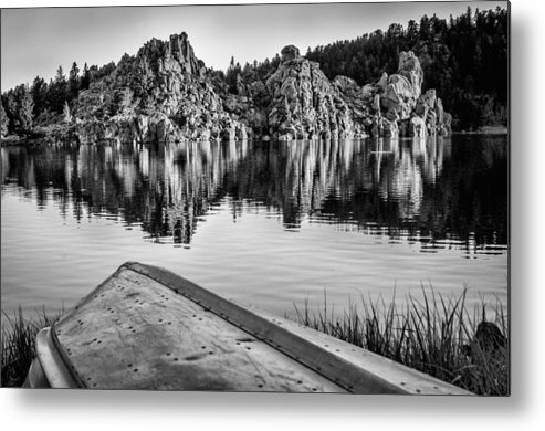 Landscape Metal Print featuring the photograph Three Sisters by Nathan Gingles
