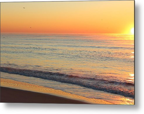 Topsail Metal Print featuring the photograph Topsail Mist 2 by Rand Wall
