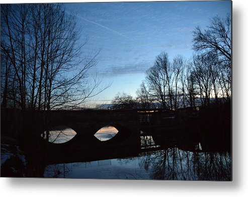 Twilight Metal Print featuring the photograph Twilight On The Potomac River by Bill Helman