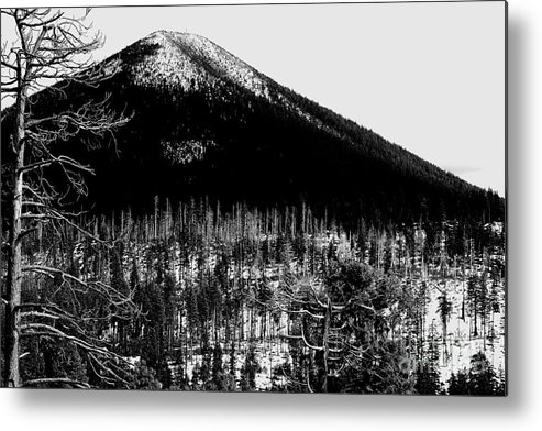 Volcano Metal Print featuring the photograph Volcano by Allen Sindlinger