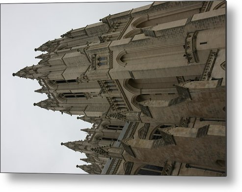 Alter Metal Print featuring the photograph Washington National Cathedral - Washington Dc - 011357 by DC Photographer