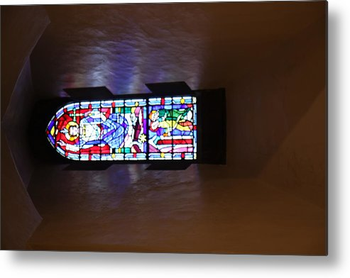 Alter Metal Print featuring the photograph Washington National Cathedral - Washington Dc - 011369 by DC Photographer
