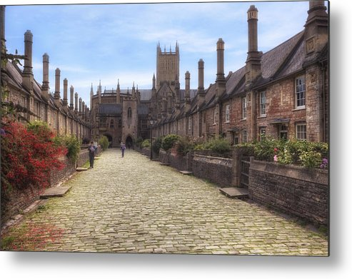 Wells Metal Print featuring the photograph Wells by Joana Kruse