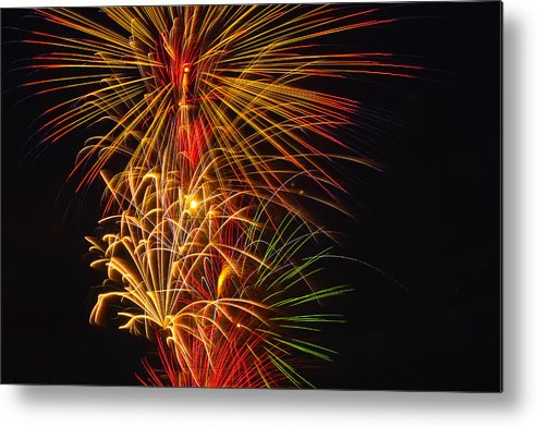 4th Of July Metal Print featuring the photograph American Pride by Joshua Dwyer