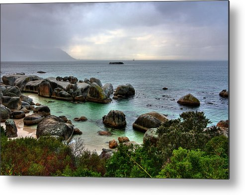 Africa Metal Print featuring the photograph Boulders Beach 2 by Nicolas Raymond