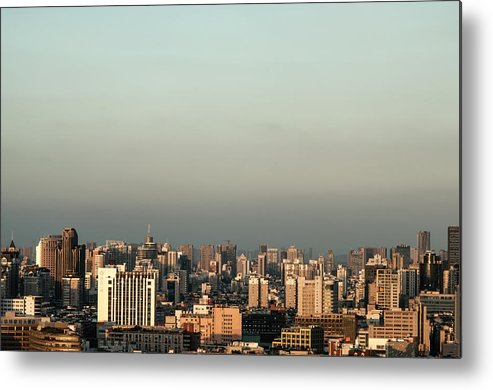 Horizontal Metal Print featuring the photograph Hangzhou by Andy Brandl