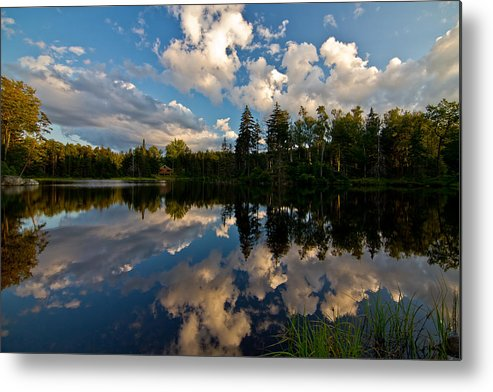 Activities Metal Print featuring the photograph Hwy Nine by Ed Williams