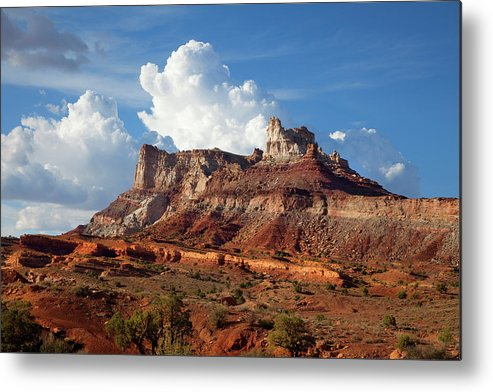 Southern Utah Metal Print featuring the photograph San Rafal Swell by Southern Utah Photography