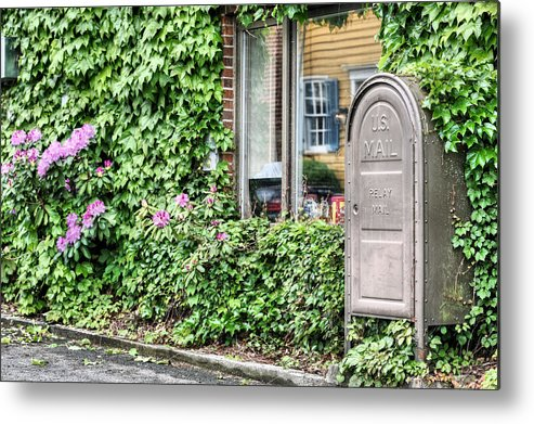 Zip Code 22747 Metal Print featuring the photograph 22747 by JC Findley