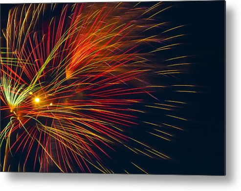 4th Of July Metal Print featuring the photograph America The Beautiful by Joshua Dwyer