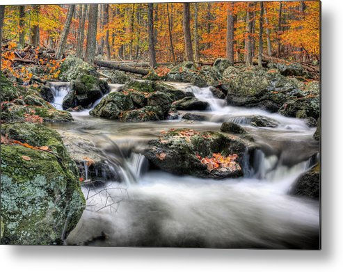 Cunningham Falls Metal Print featuring the photograph Autumn Dreams by JC Findley