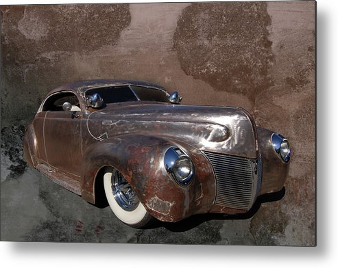 39 Metal Print featuring the photograph Barely 39 by Bill Dutting
