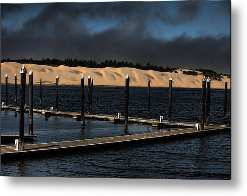 Oregon Metal Print featuring the photograph Before The Storm by Bonnie Bruno
