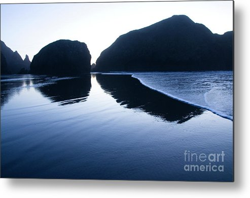 Pacific Ocean Metal Print featuring the photograph Cape Sebastian by Bob Christopher